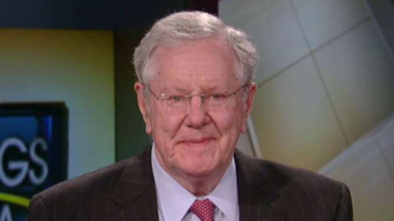 Forbes Media Chairman Steve Forbes, FBN's Dagen McDowell and Democratic strategists Harlan Hill and Jessica Tarlov discuss Hillary Clinton's campaign, the DNC and which candidate is best for the economy.
