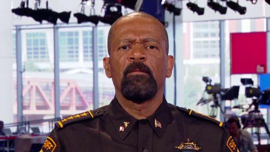 Milwaukee County Sheriff David Clarke discusses the police murders in Baton Rouge and also sounds off on the main stream media.