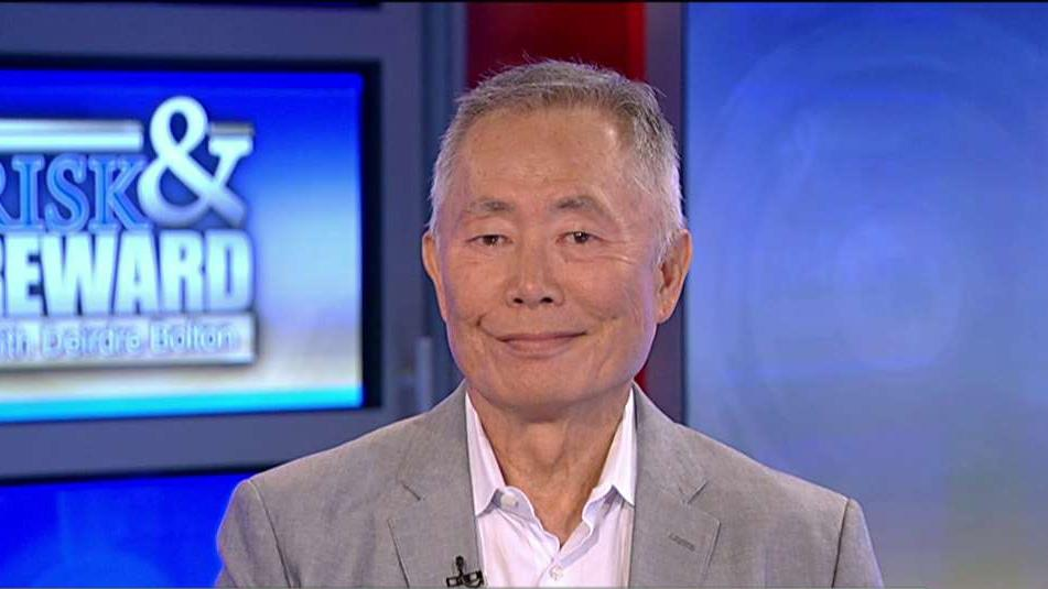 Star Trek Actor George Takei on Peter Theil's speech at the Republican National Convention and Donald Trump's promise to protect the LGBT community.