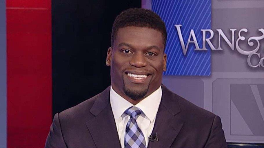 NFL Player Benjamin Watson discusses what he believes the 'Black Lives Matter' movement means.