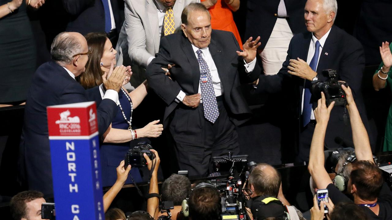 Bob Dole to FBN.com: I had a few friends in the audience