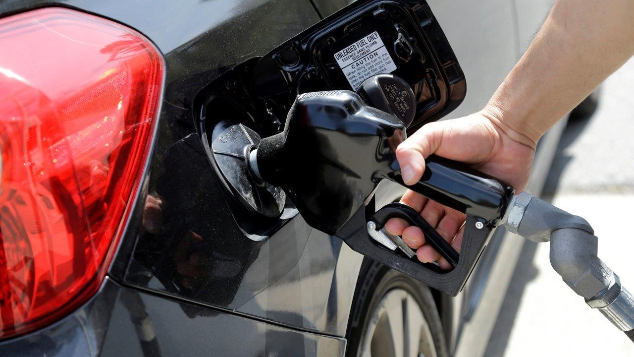 Former Shell Oil President John Hofmeister on the outlook for gas prices.
