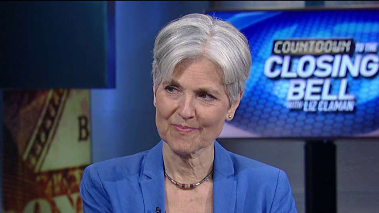 Green Party presidential nominee Dr. Jill Stein on the flooding in Louisiana, college tuition, student debt and competing in the presidential election.