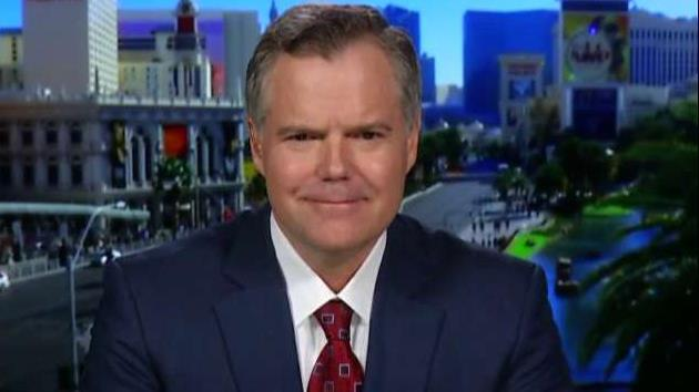Jim Murren, chairman and CEO of MGM Resorts International, discusses why he supports Hillary Clinton in the 2016 election.