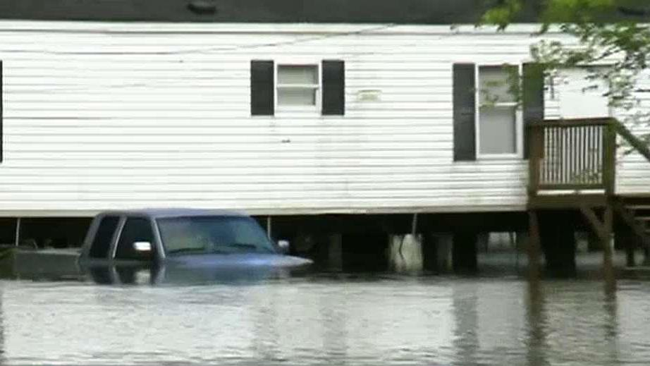 Louisiana Commissioner of Insurance James Donelon on the flood insurance crisis in the state.