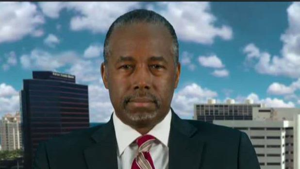 Former 2016 presidential candidate Dr. Ben Carson on how Trump's economic policy will benefit the country.