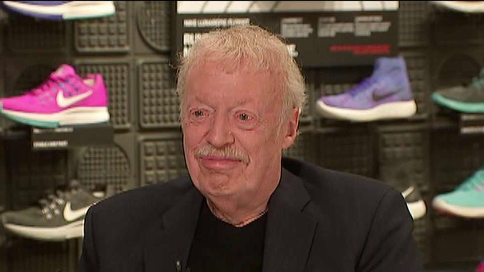 Nike, Inc. co-founder Phil Knight on the early years of the business.