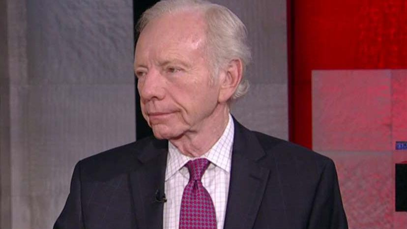 Former Sen. Joe Lieberman on the vice presidential candidates and who he is supporting in the 2016 presidential race.