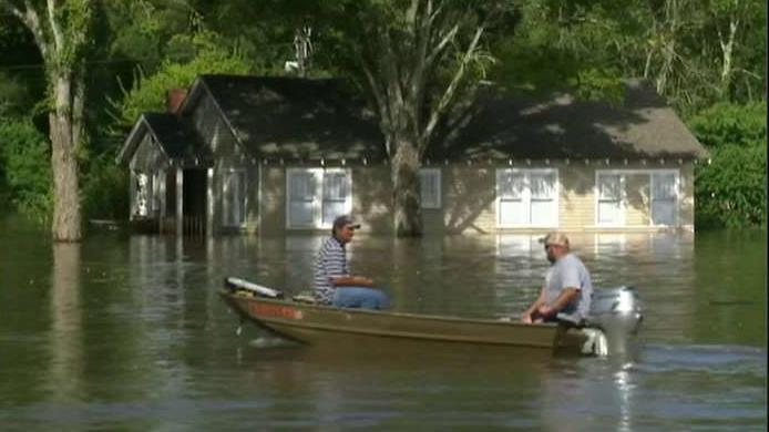 Craig Fugate, FEMA administrator, details damage to 40,000 Louisiana homes thanks to state-wide flooding and what the organization is doing to help residents in the area.