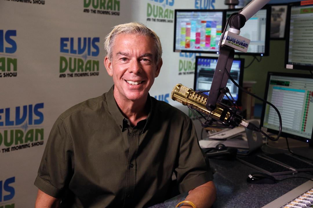 """""""Elvis Duran and the Morning Show"""" host and National Radio Hall of Famer, Elvis Duran speaks out on the future of radio and adapting to the digital age."""