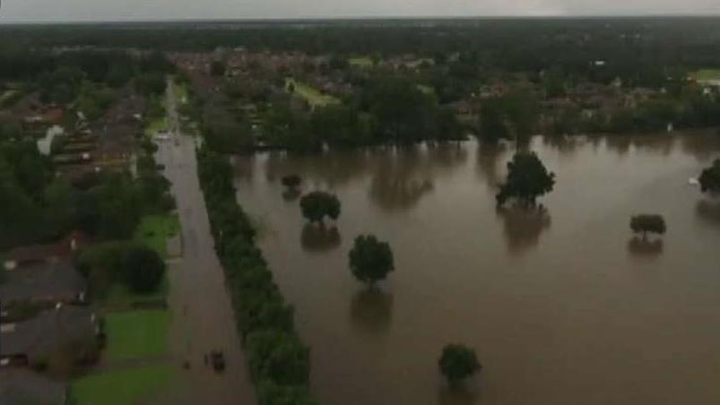 Gail McGovern, Red Cross president and CEO, discusses the flooding devastation in Louisiana, and offers ways Americans can help residents in the area.