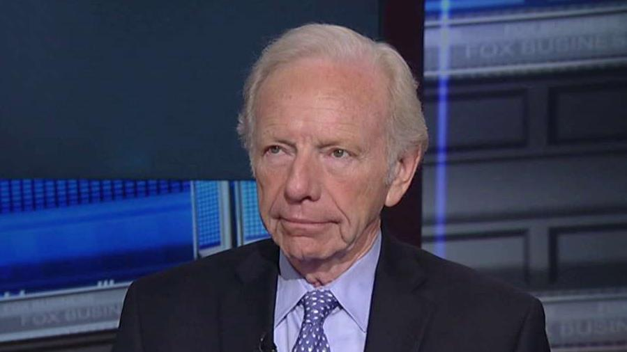 Former Sen. Joe Lieberman (I-CT) weighs in on the Iran nuclear deal and the 2016 presidential race.