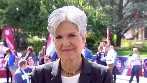 Green Party nominee Dr. Jill Stein discusses why she thinks established politicians must earn the American vote.