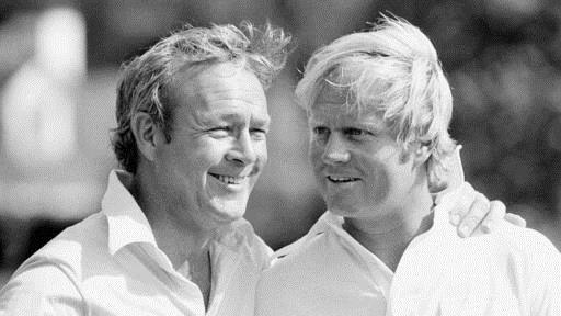 Golf Legend Jack Nicklaus remembers Arnold Palmer.