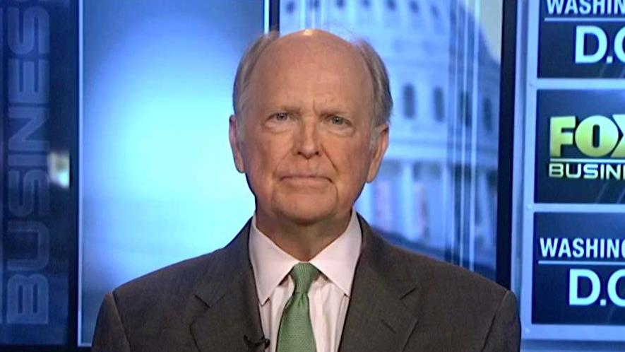 Former Philadelphia Fed president Charles Plosser weighs in on the Deutsche Bank bailout and rate hikes.
