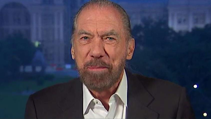 Paul Mitchell Co-Founder John Paul DeJoria on the 2016 presidential race.