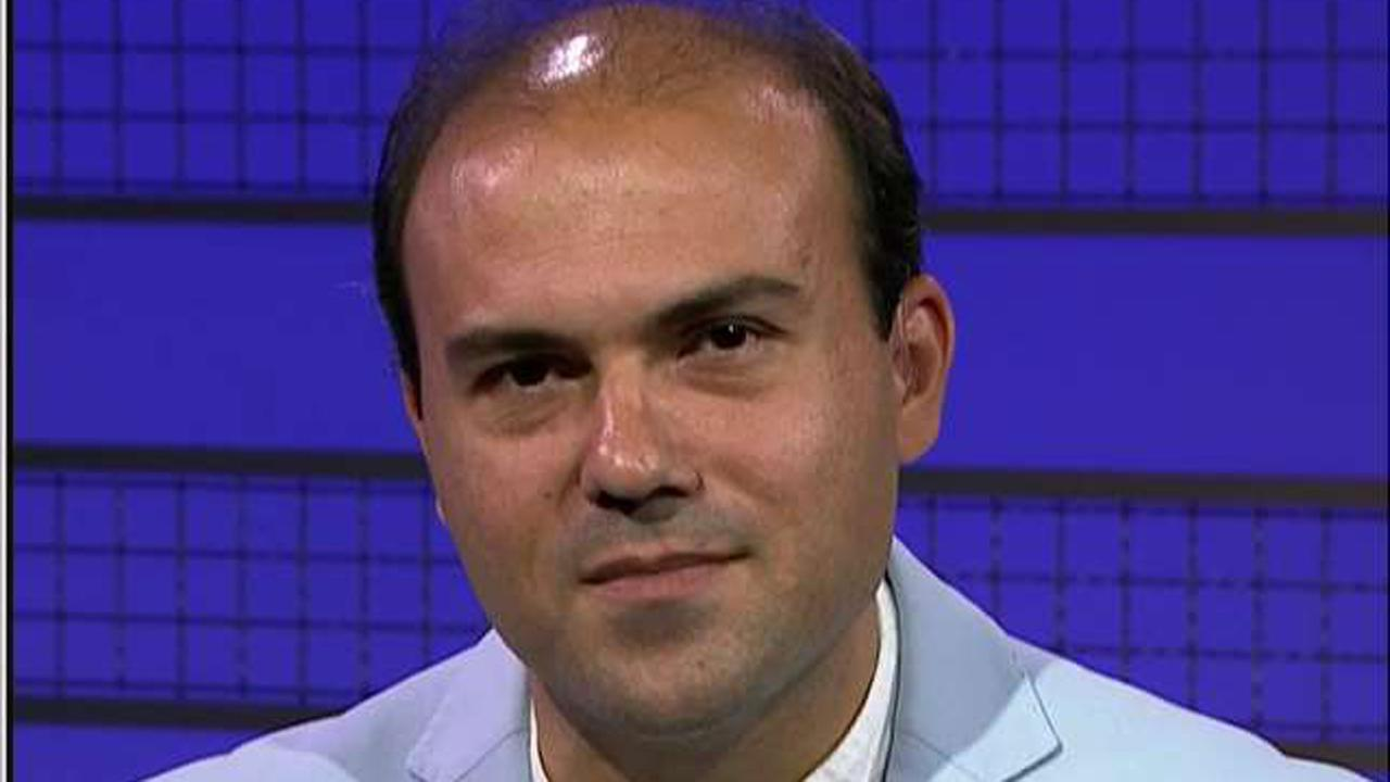 Pastor Saeed Abedini, a former Iran prisoner, speaks about his experience and says he was a bargaining chip.