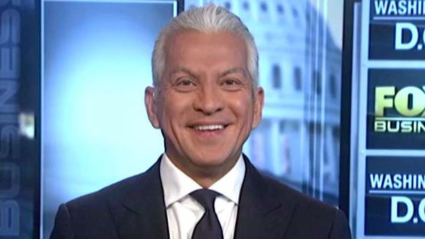 U.S. Hispanic Chamber of Commerce CEO Javier Palomarez discusses why a Donald Trump presidency will hurt small business and the country.