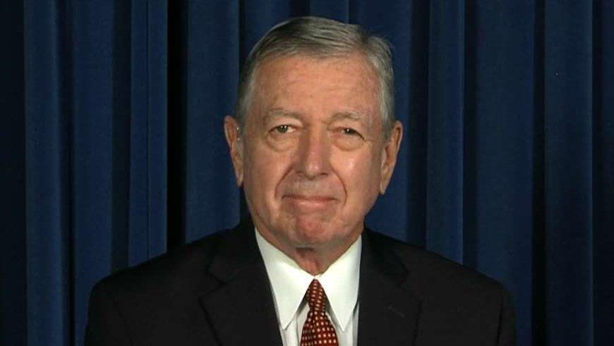 Former U.S. Attorney General John Ashcroft on FBI Director James Comey denying quid pro quo on the Clinton email scandal and the war on cops.