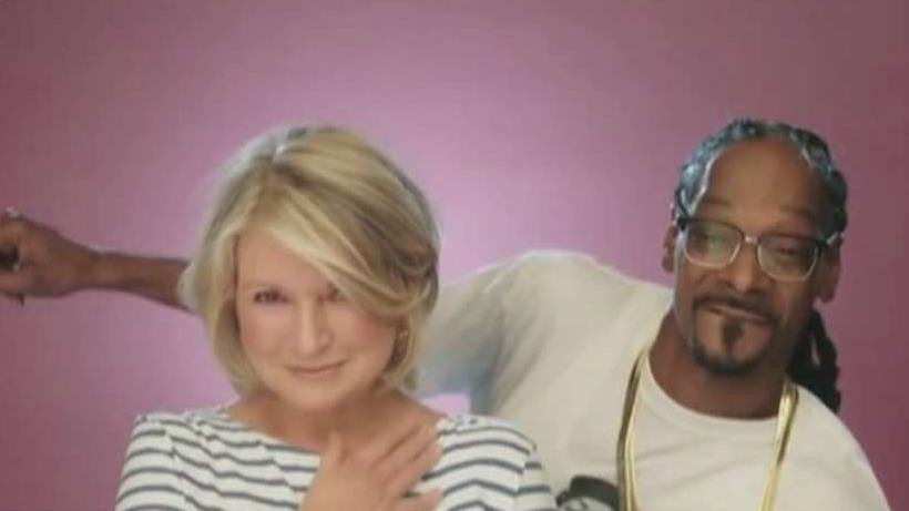 Martha Stewart Living Omnimedia Founder Martha Stewart on supporting U.S. manufacturing with her Martha Stewart American Made Summit, small business and working with Snoop Dogg on their new show 'Martha & Snoop's Potluck Dinner Party.'