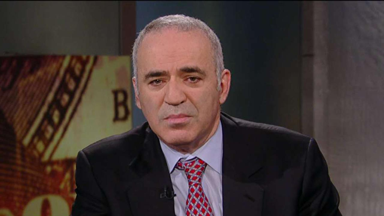 Former World Chess Champion Garry Kasparov, Recon Capital CIO Kevin Kelly, Pollster Lee Carter and FBN's Dagen McDowell on whether the U.S. should be concerned over Russia's possible interference with the 2016 election.