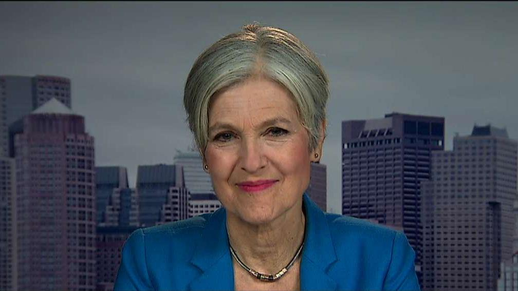 Former Green Party Nominee Jill Stein on why she wants a recount.