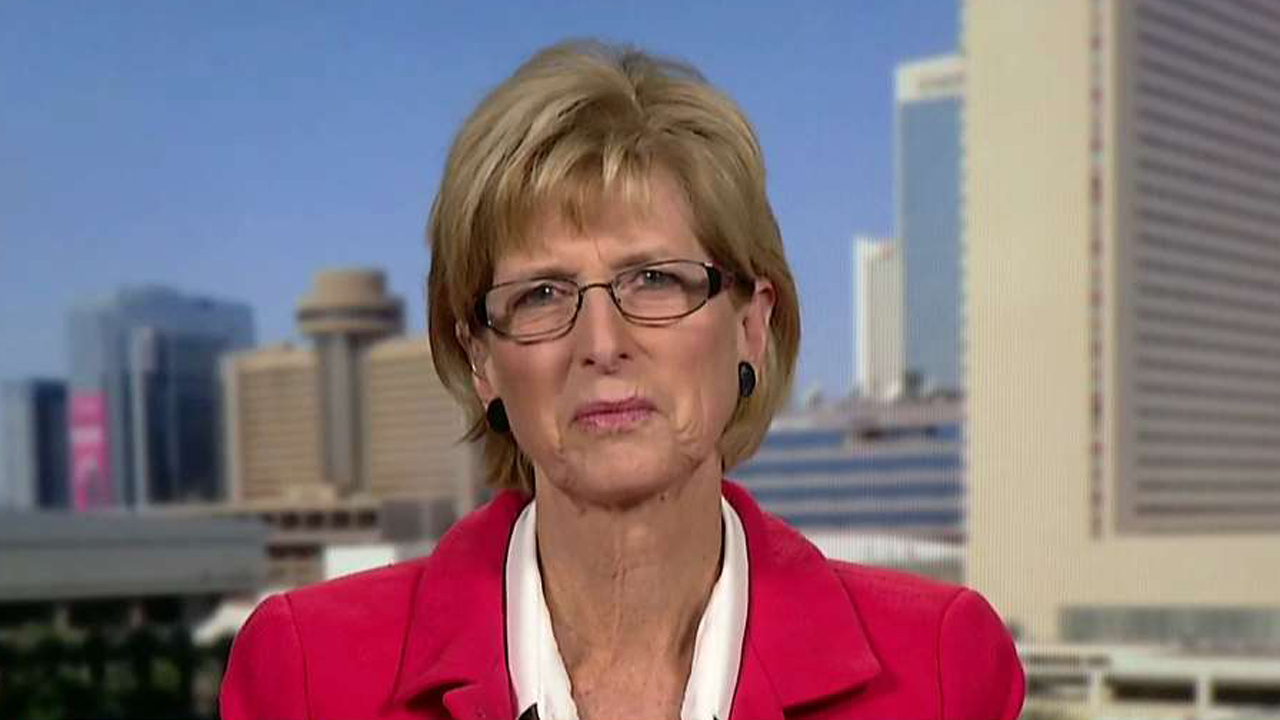 Former New Jersey Governor Christine Todd Whitman (R) weighs in on the status of the GOP and what President-elect Donald Trump must do to succeed.