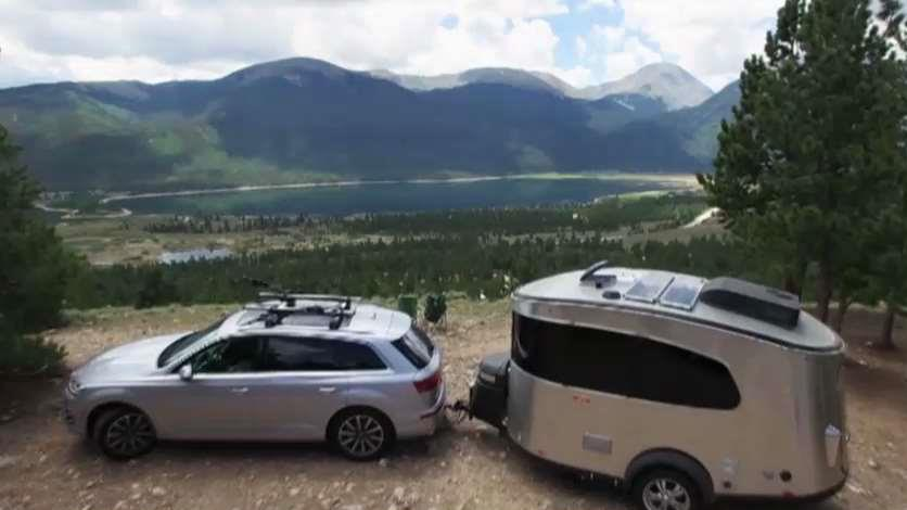 Airstream CEO Bob Wheeler on the company's rise in sales for recreational vehicles.