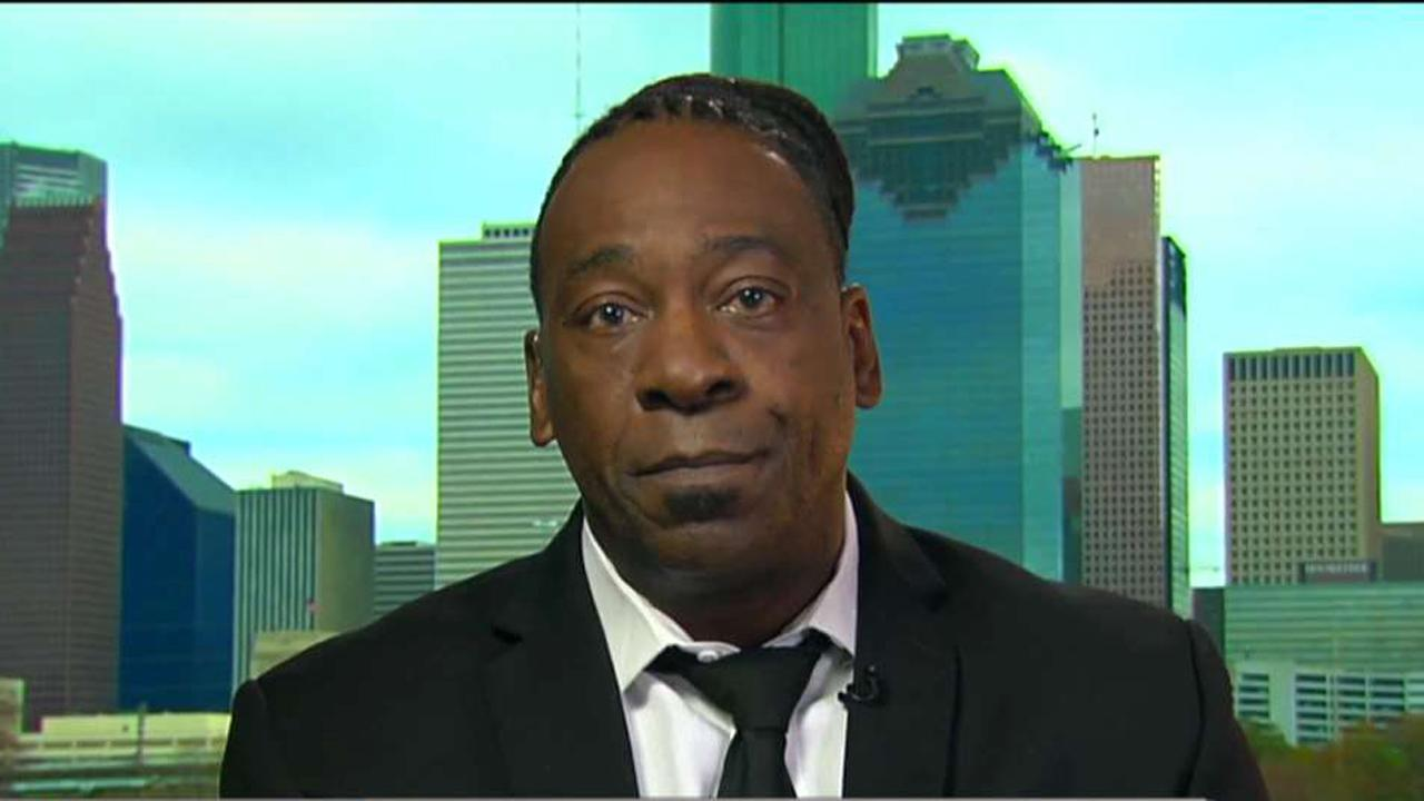 Former WWE Wrestler Booker T. Huffman on how he feels about Donald Trump and his own plan to run for mayor of Houston.