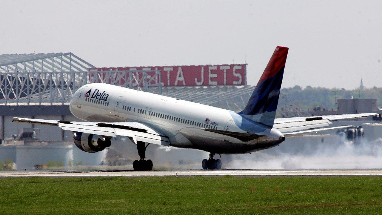 Delta Air Lines CEO Ed Bastian on pricing, profits, the airlines' on-time record, the rise in bookings and investing in airport improvements.