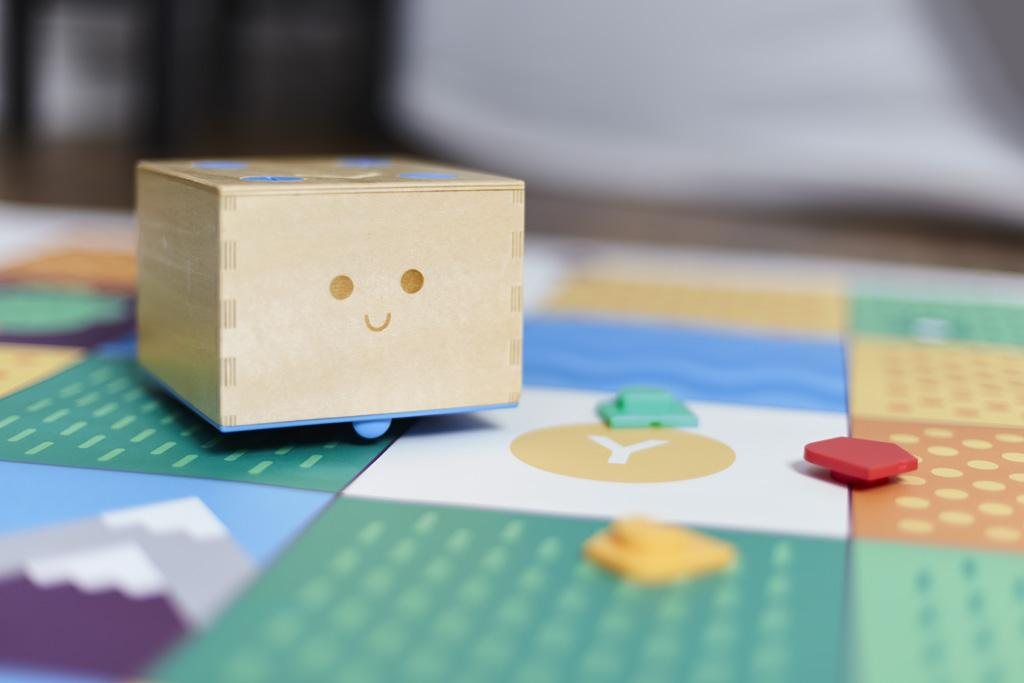 During Computer Science Week and the Hour of Code, Primo Toy's Cubetto helps preschoolers learn computer coding.