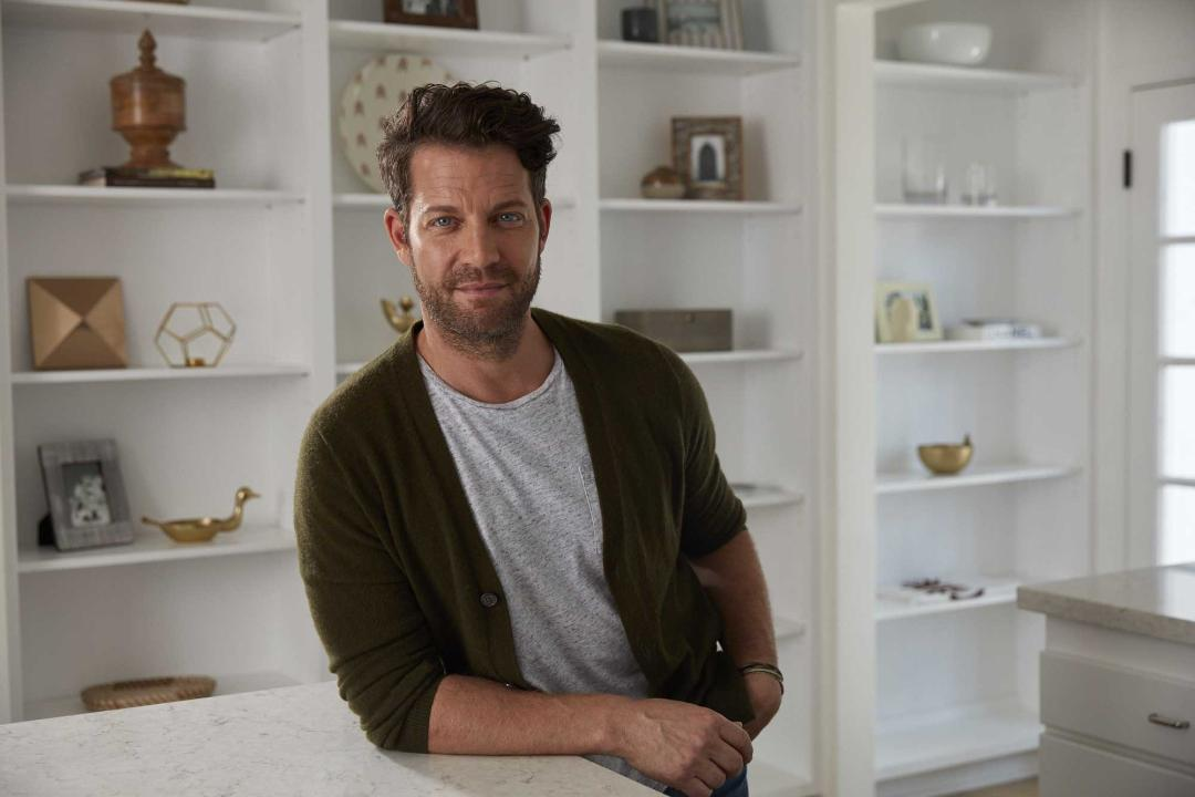 Nate Berkus is teaming up with Nicorette and Nicoderm CQ to challenge you to quit smoking!