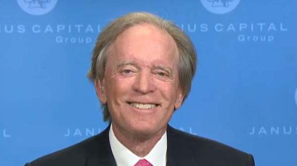 Janus Capital portfolio manager Bill Gross on President-elect Trump's economic policies and the bond market.