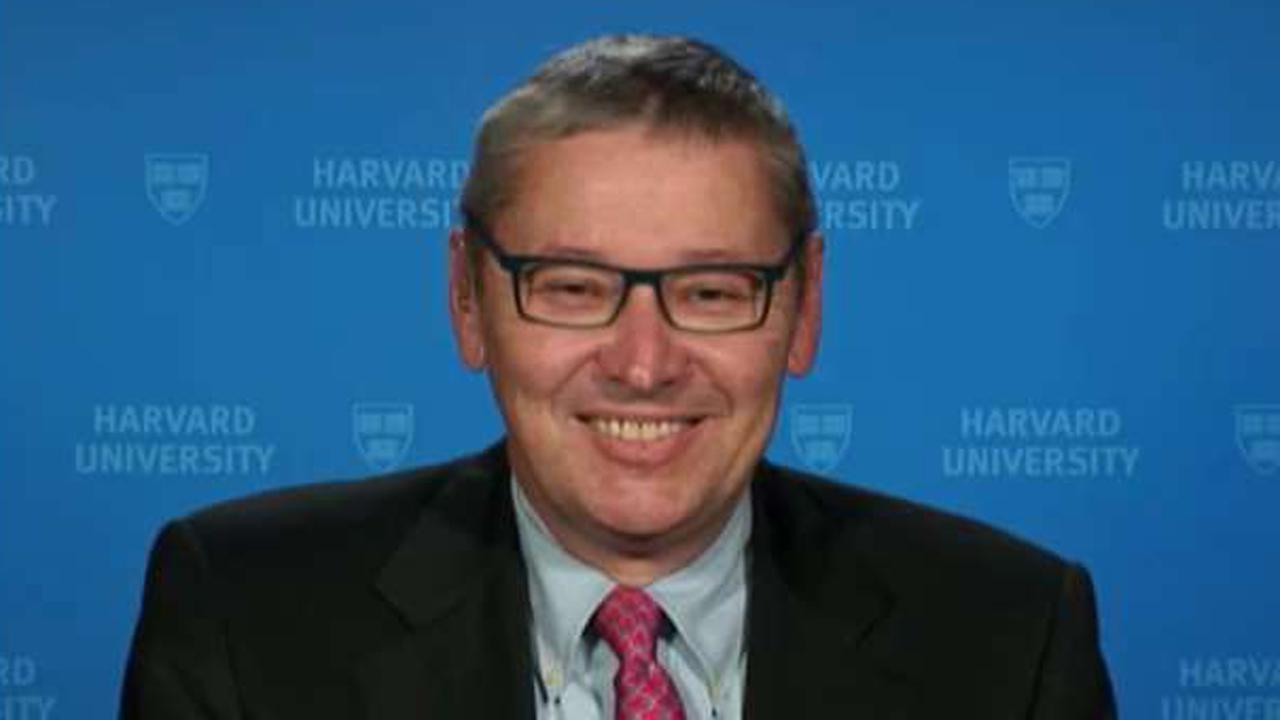 Greg Mankiw, professor of economics at Harvard University, on President-elect Trump's impact on corporate America.