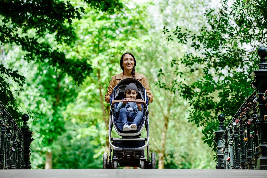 Joolz premium strollers make their U.S. debut.
