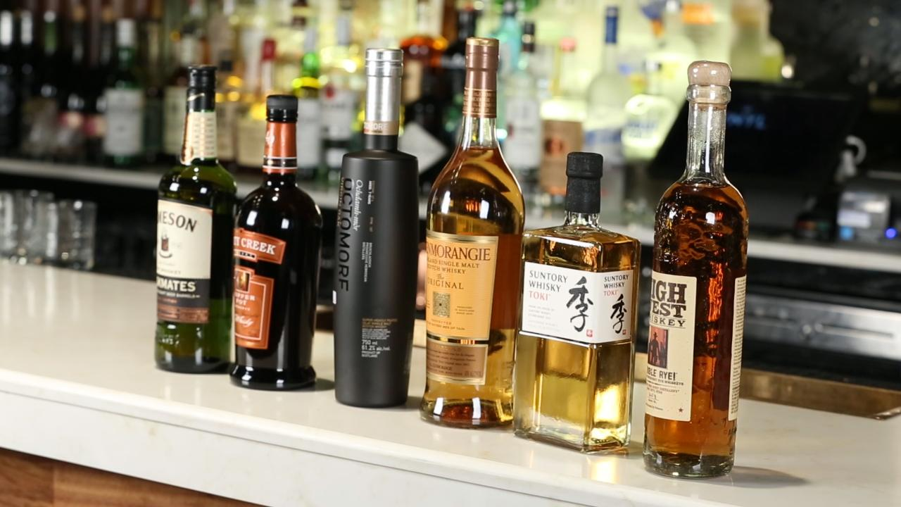 Newbie? Connoisseur? Looking for that perfect whiskey gift? Check out these must-taste whiskeys on the market!