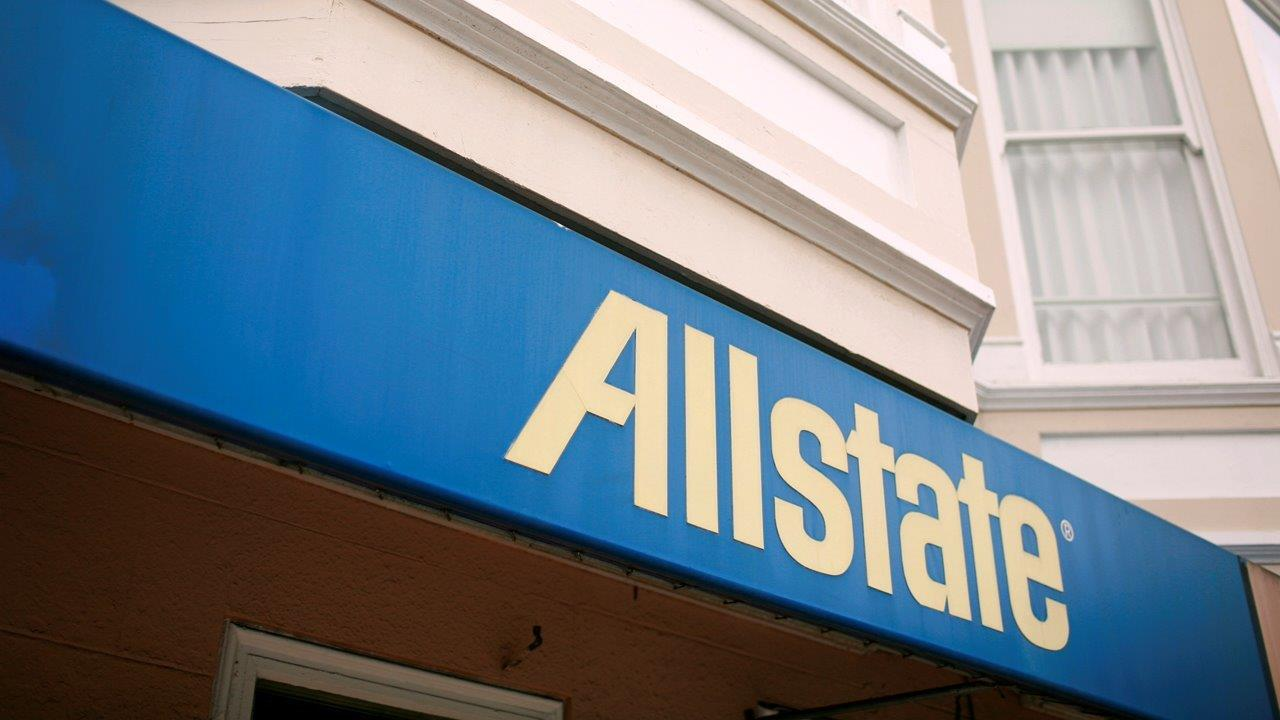 Allstate CEO Tom Wilson on how auto technology is improving auto safety and lowering insurance rates.