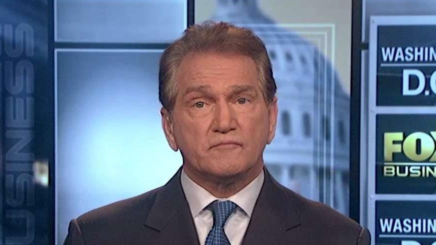 Former NFL quarterback Joe Theismann on the parallels between Donald Trump and Ronald Reagan and his Super Bowl predictions.