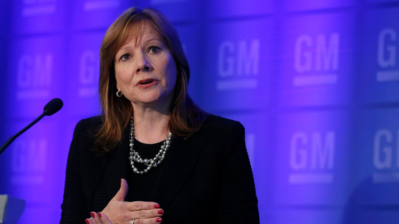 General Motors CEO Mary Barra on manufacturing in the U.S., electric cars, President-elect Donald Trump and the potential impact of corporate tax cuts.
