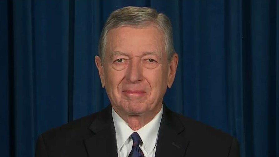 Former U.S. Attorney General John Ashcroft on attempts to undermine Donald Trump's presidency.