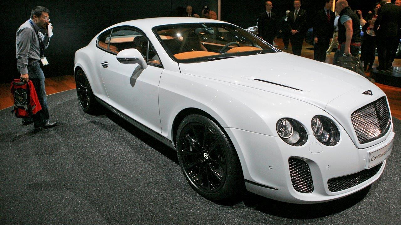 Jon Simons, Bentley Head of Products of for America, on the automaker's Continental Supersports.