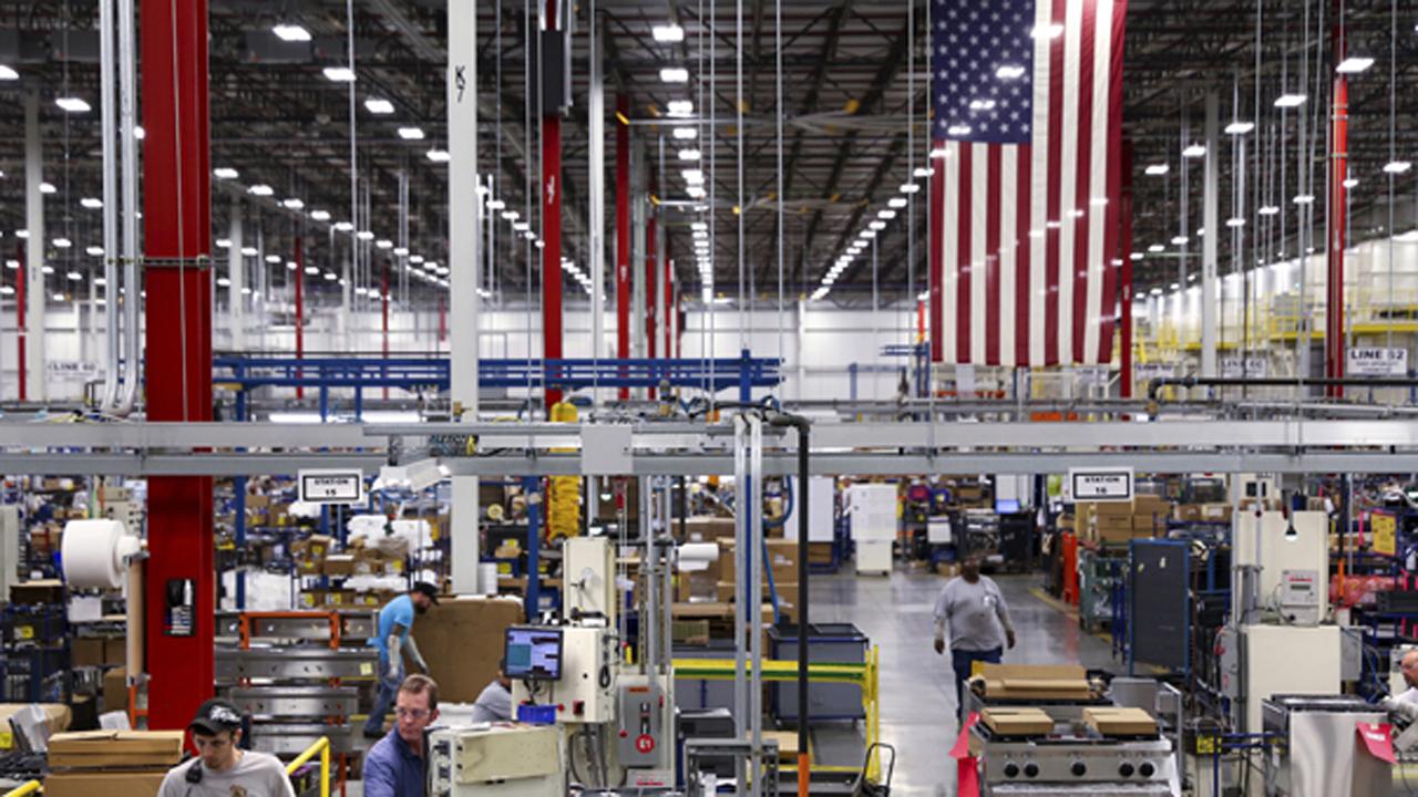 FBN's Lou Dobbs on President-elect Donald Trump already having an impact on the U.S. job market.