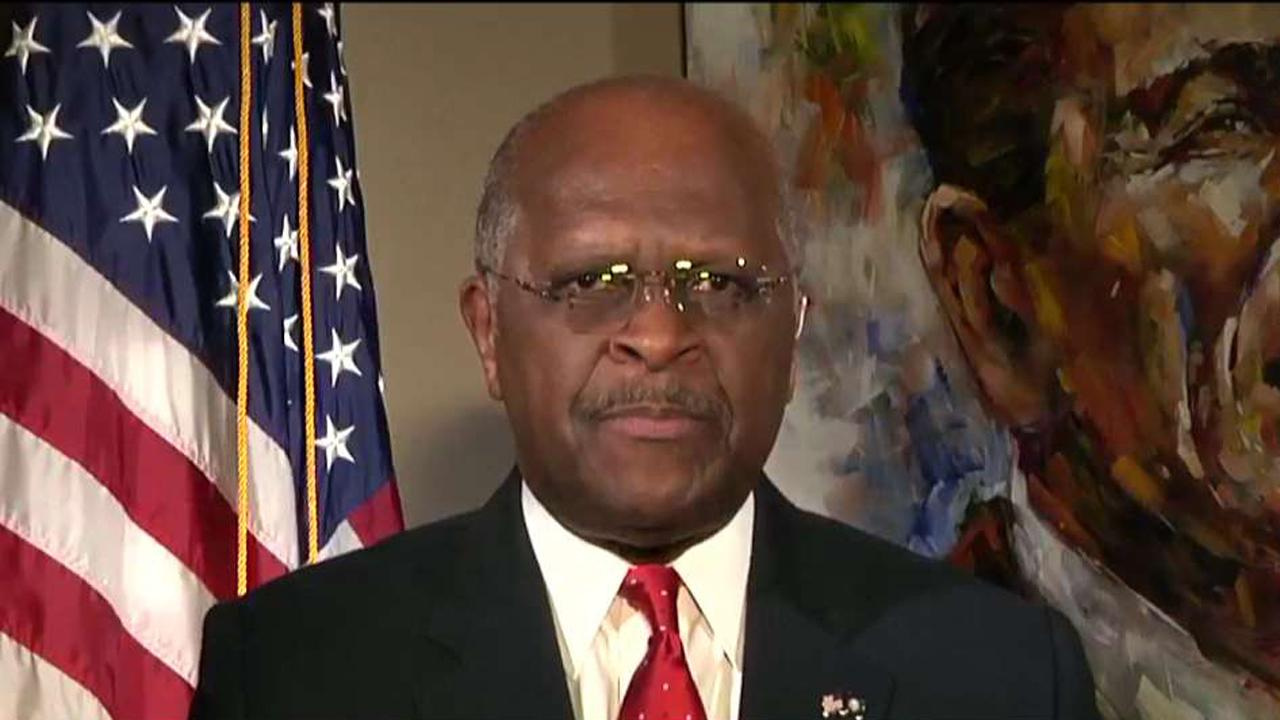 Former 2012 GOP Presidential Candidate Herman Cain on why the GOP should replace Obamacare.