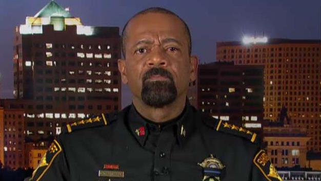 Milwaukee County Sheriff David Clarke on how race relations have worsened under President Obama.