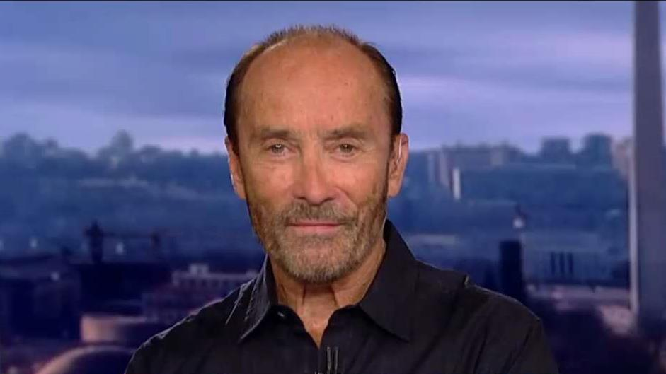 Country singer Lee Greenwood on being a part of President-elect Donald Trump's inauguration festivities.