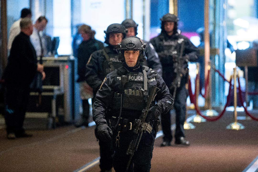 D.C. Chief of Police Peter Newsham on what to expect at Trump's inauguration.