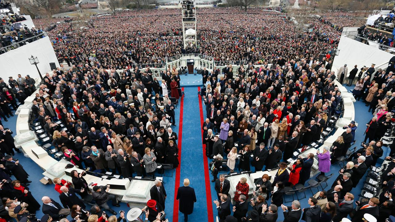 Bikers for Trump founder Chris Cox on his experience at the presidential inauguration.