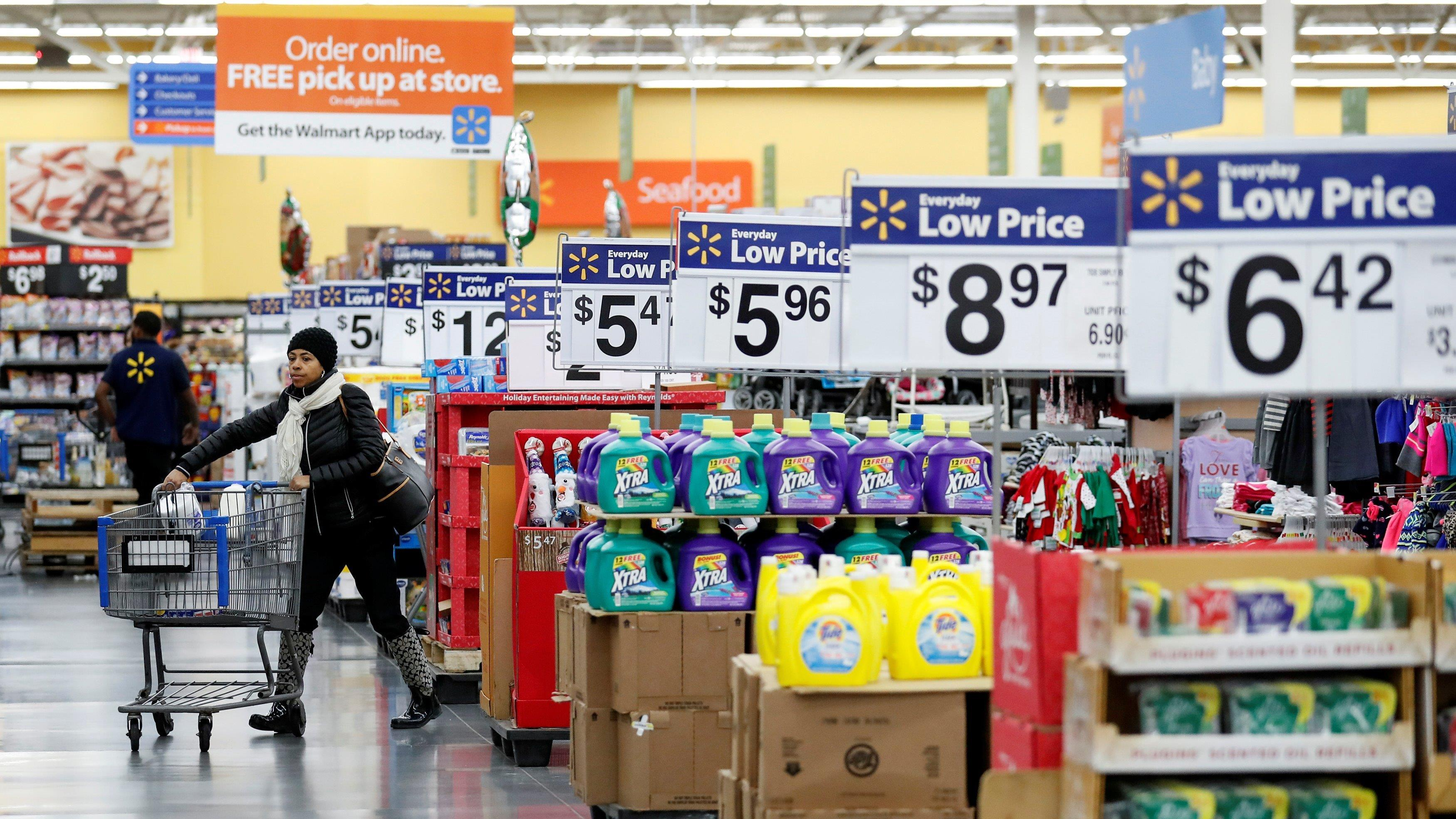 Former Wal-Mart U.S. CEO Bill Simon says technology is driving a transition in retail.