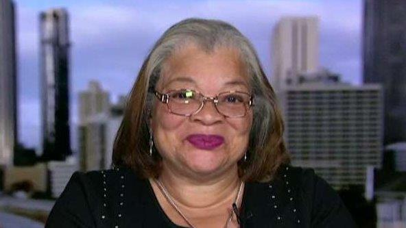 Dr. Alveda King, niece of Dr. Martin Luther King, Jr. on Rep. Lewis calling the Trump presidency illegitimate.