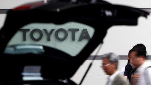 Toyota North America CEO Jim Lentz says a border tax is not good for the auto industry and American jobs.